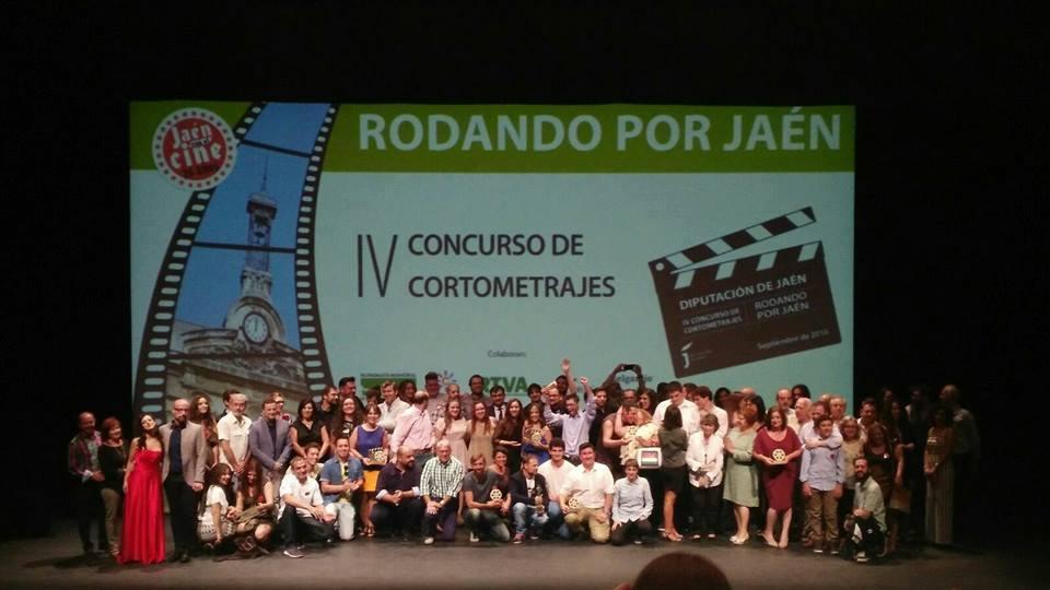 Gala de Premios del IV Rodando por Jaén