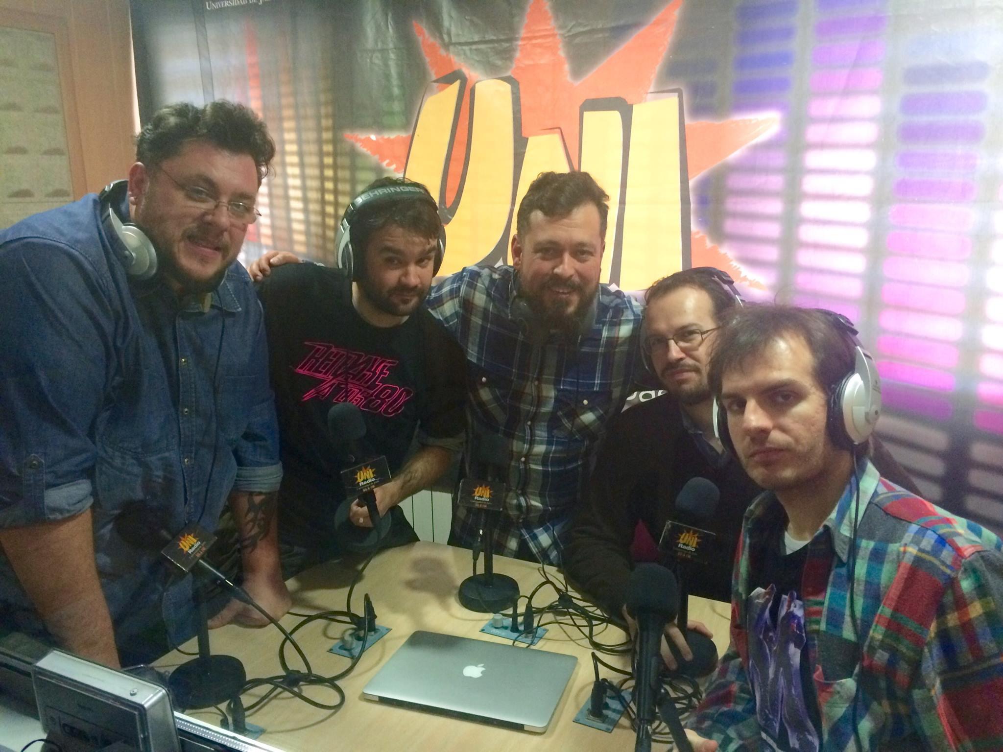 Jaén Audiovisual con el Abecedario Solidario
