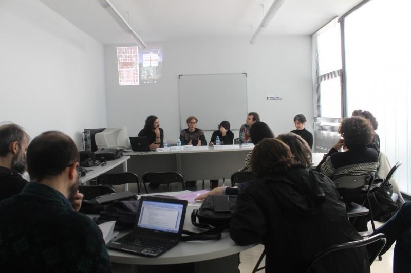 Jaén Audiovisual en el I Foro de Asociacionismo Cultural de Jaén