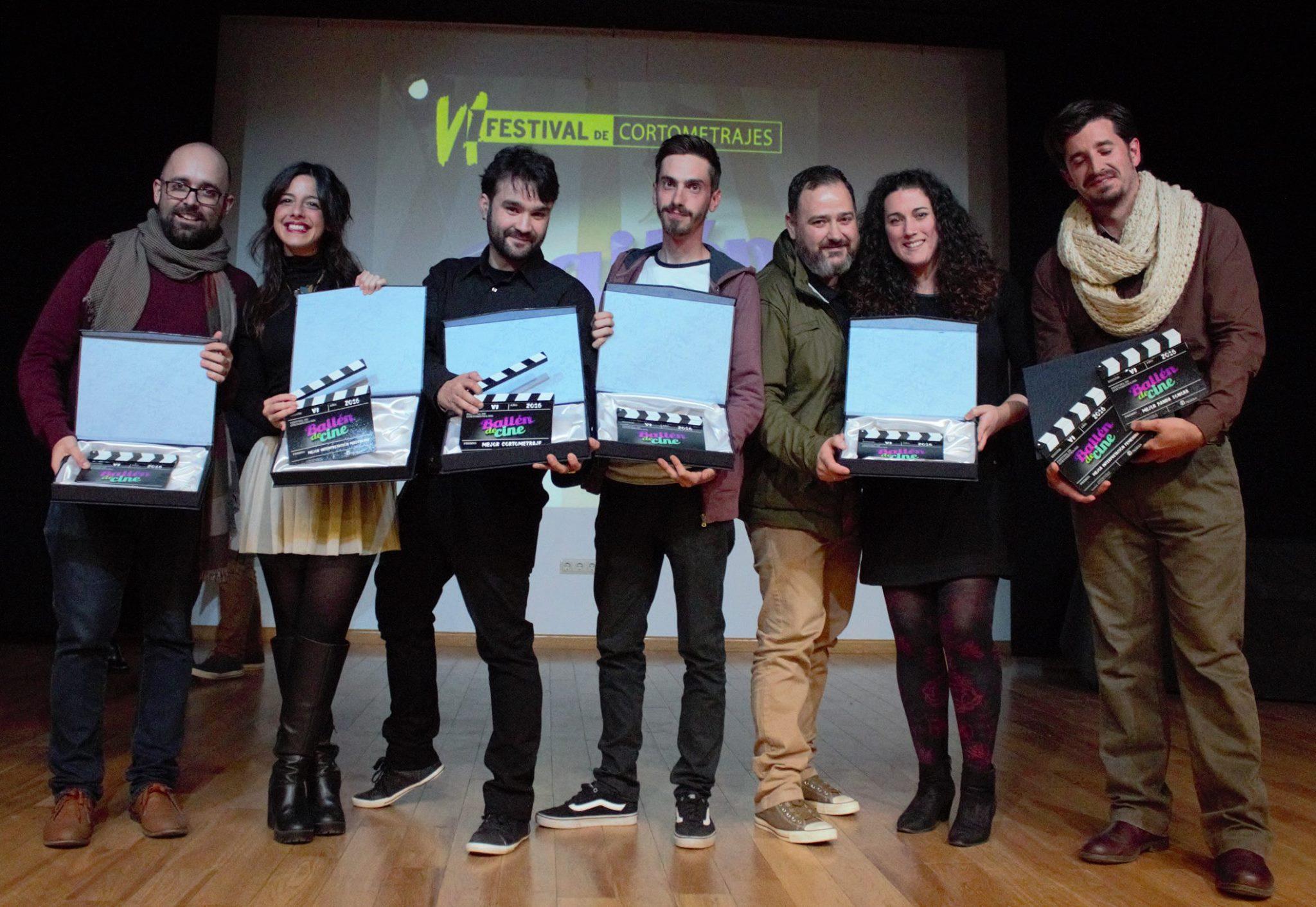 Jaén Audiovisual triunfa en el VI Festival Bailén de Cine