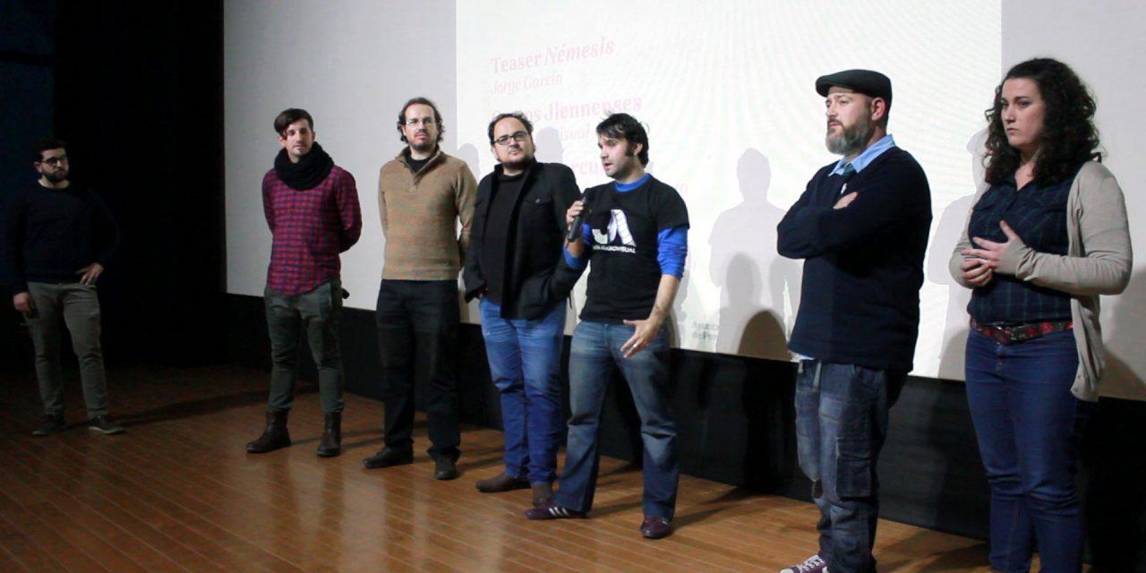 Muestra de cortometrajes jienenses en Porcuna