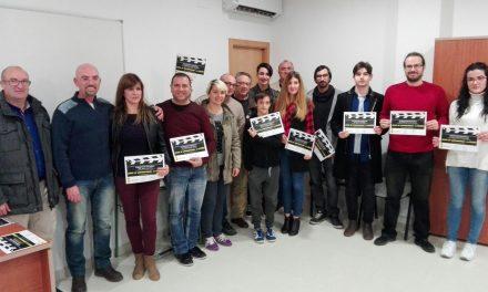 """Clausura del curso de cortometrajes """"creACCIÓN"""" de Torredonjimeno"""
