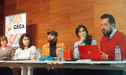 Jaén Audiovisual en la XI Jornada de la Profesión organizada por GECA