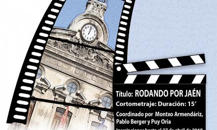 """Convocado el VI Concurso """"Rodando por Jaén"""""""
