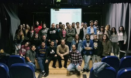 Jaén Audiovisual en las V Jornadas Audiovisuales del I.E.S. Auringis
