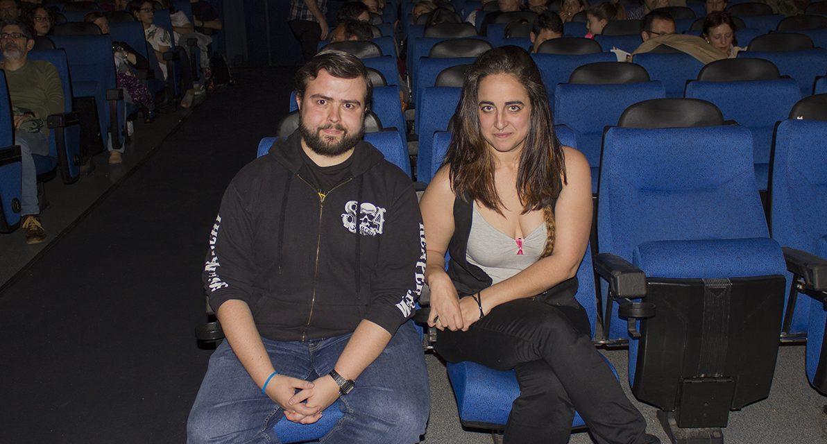 Entrevista a Cineptos (Carmen López y Juan Luis Daza)