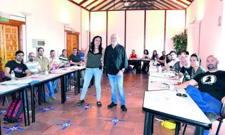 "Taller del VI ""Rodando por Jaén"""