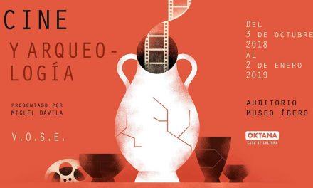 """Ciclo de Cine y Arqueología """"Íbero de Cine"""""""