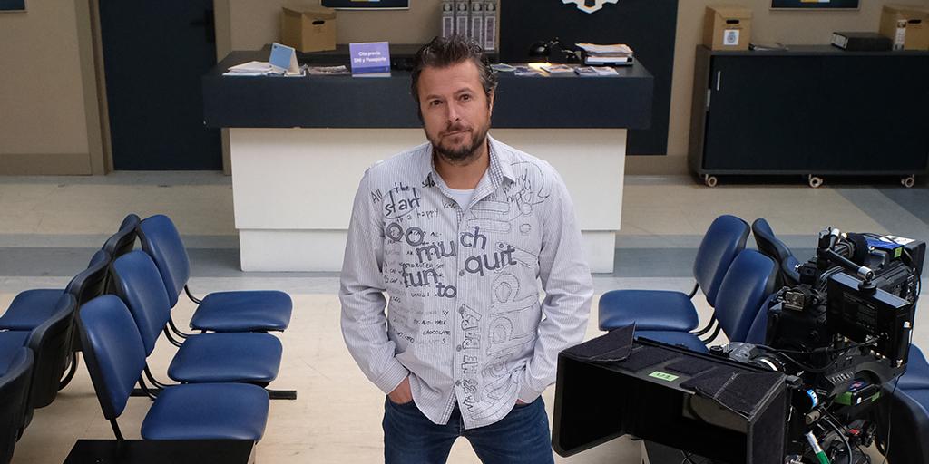 Master Class en Jaén con el guionista Tirso Calero
