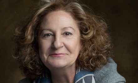 La actriz jienense Rosario Pardo, Premio Lorca 2019 a Mejor Interpretación Femenina