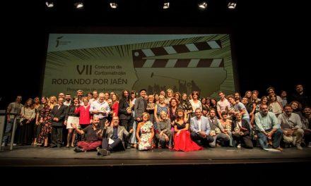 Palmarés del VII Rodando por Jaén