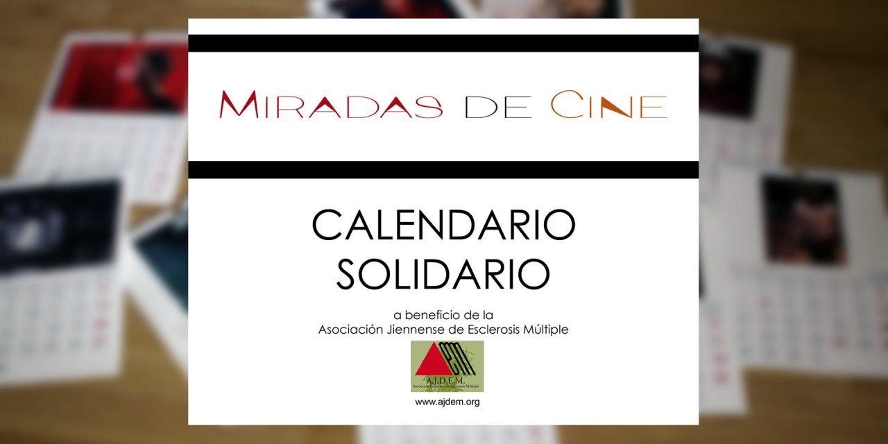 "Jaén Audiovisual edita ""Miradas de Cine"", un calendario solidario para 2020 a beneficio de AJDEM"