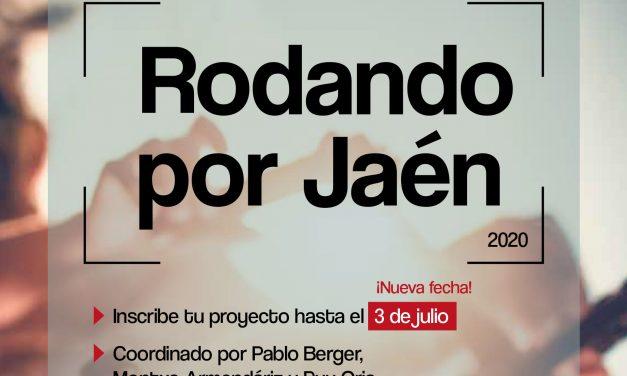 """Convocado el VIII Concurso """"Rodando por Jaén"""""""