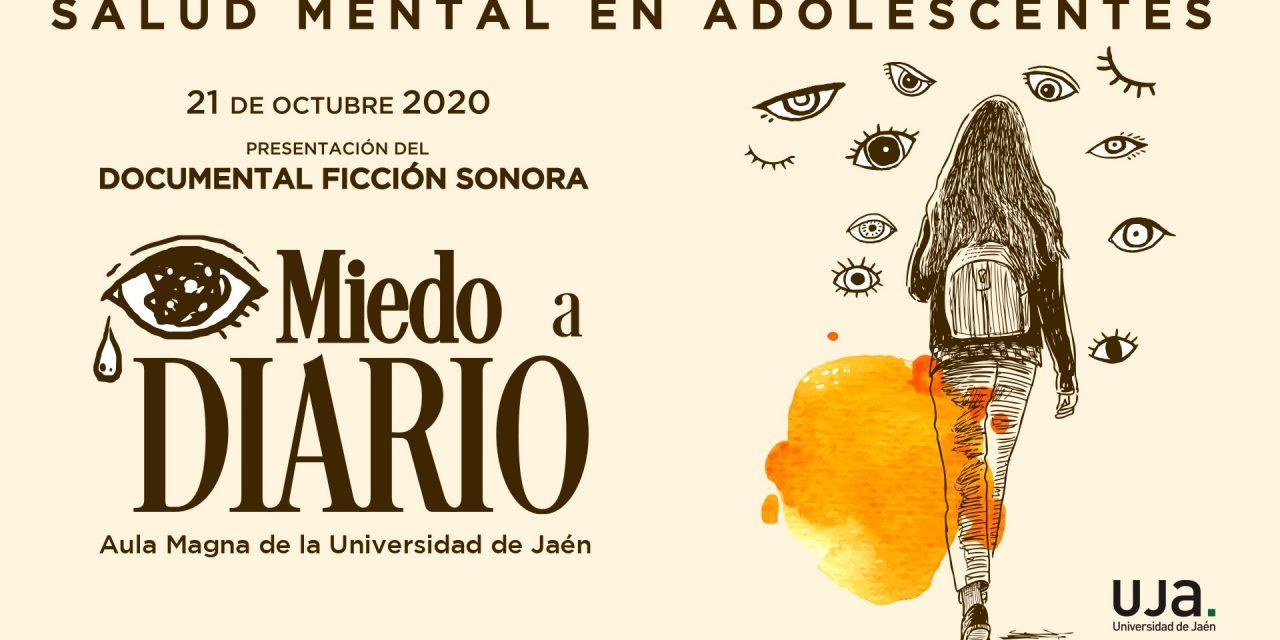 """Presentación de la ficción sonora """"Miedo a diario"""" en la UJA"""