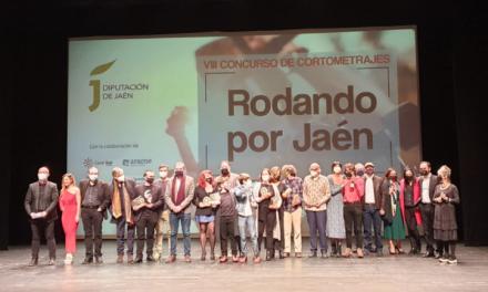 """Palmarés del VIII Concurso de Cortometrajes """"Rodando por Jaén"""""""