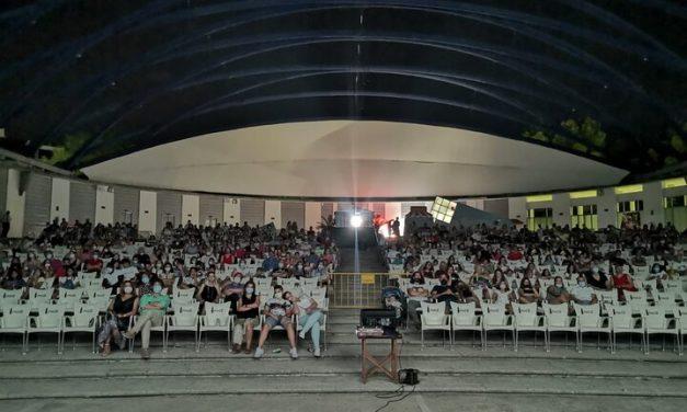 Regresa el cine de verano al Auditorio Municipal de La Alameda de Jaén