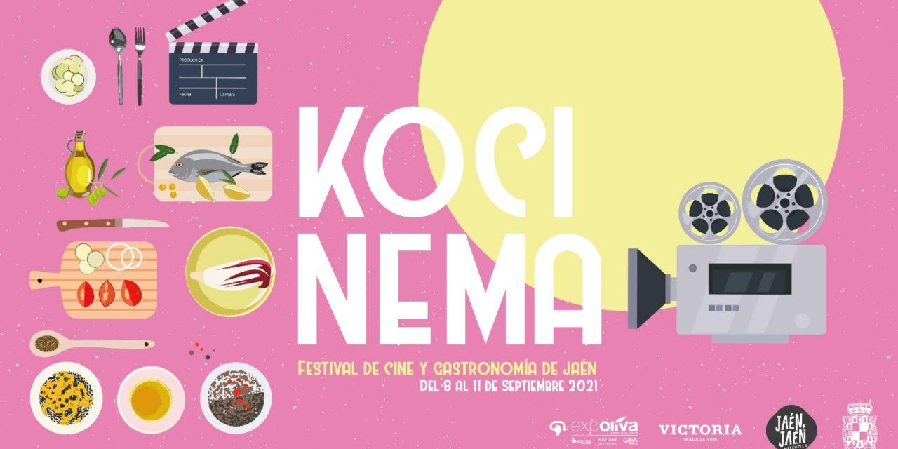 Kocinema, festival de cine y gastronomía de Jaén